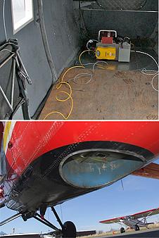 UAF's scanning lidar instrument
